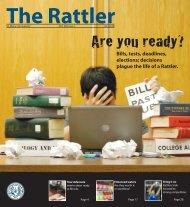 The Rattler September 10, 2008 v. 96 #1 - Blume Library - St. Mary's ...
