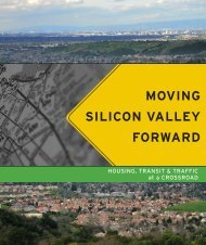 MOVING SILICON VALLEY FORWARD