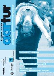 Ausgabe 04_2008 - Aargauer Turnverband