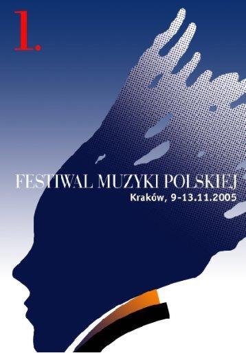 Untitled - Festiwal Muzyki Polskiej