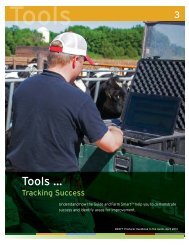 Tools … - Innovation Center for US Dairy