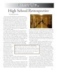 The University Liggett School Journal • Volume 1, Issue 4 • May 2009 - Page 3