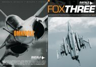 Fox Three n°10.pdf - Dassault Aviation
