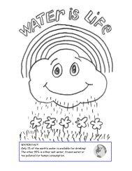Activity Book - Toho Water Authority