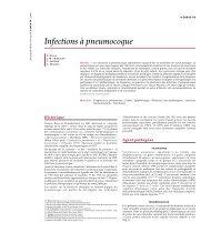 Infections à pneumocoque - Page d'accueil - Free