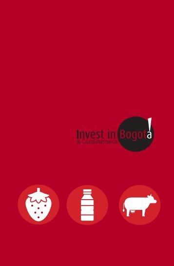 Agroindustria: Frutas, hortalizas y sus preparados ... - Invest in Bogota