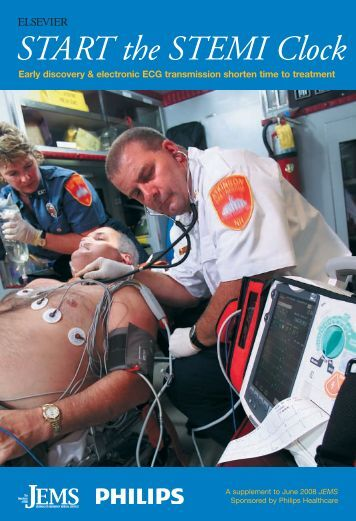 START the STEMI Clock - Southeastern Emergency Equipment