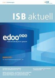ISB Aktuell 03-2011_RZ_5.indd - ISB AG