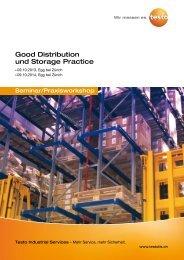 Good Distribution und Storage Practice - Testo Industrial Services ...