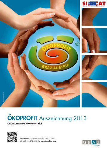 Ökoprofit Auszeichnung 2013 - STENUM GmbH