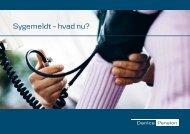 'Sygemeldt - hvad nu?' (pdf) - Danica Pension