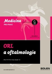 Otevřít - Medicína pro praxi