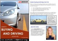 WHANGAREI Guide to Buying and Driving a Car in ... - Gapyear.com