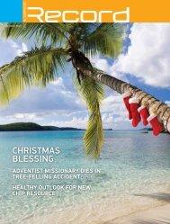 CHRISTMAS BLESSINGpage 14 - RECORD.net.au