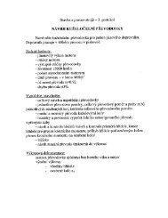 Stavba a provoz strojů ~ 3. protokol