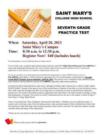 7th grade test mctm 7th grade practice test registration 2013 saint marys fandeluxe Image collections