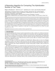 A reduction algorithm for computing the hybridization number of two ...