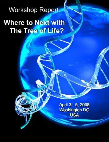 Where to Next with The Tree of Life? - Debashish Bhattacharya ...