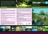 Pendle Canal Walks Circular Walk 1