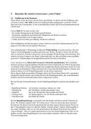"""2. Bausteine für soziales Lernen unser """"roter Faden"""" - Evangelischer ..."""