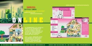 ON LINE - M2 CROSSMEDIA