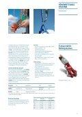 Katalog Höhensicherung 2008 - SpanSet GmbH & Co. KG - Seite 7