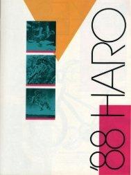 1988 Haro Catalog.pdf (9.0Mb) - AJK BIKES.com