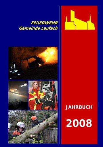 Jahrbuch 2008 - FEUERWEHR Gemeinde Laufach