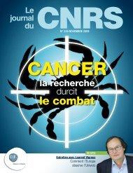 Le journal du CNRS n°238