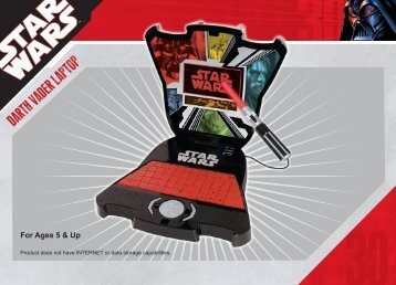 Darth Vader Laptop - Safe Home Products
