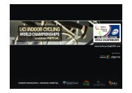 1   Introdução - Federação Portuguesa de Ciclismo