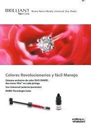 Colores Revolucionarios y fácil Manejo