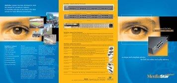 5725 mediastar COMPACT v3_VD-EU.qxp - VIDELCO