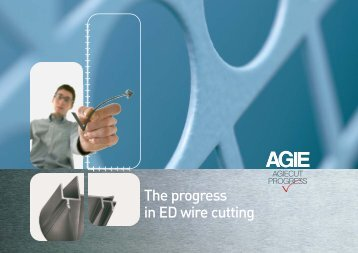 Agiecut Progress V Series - GF AgieCharmilles US