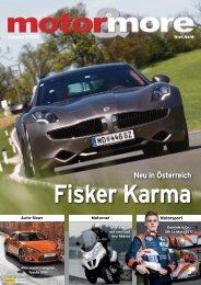 Neu in Österreich - Motor & more