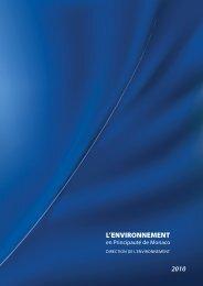 Plaquette Environnement 2010 Format PDF, 5,52 Mo