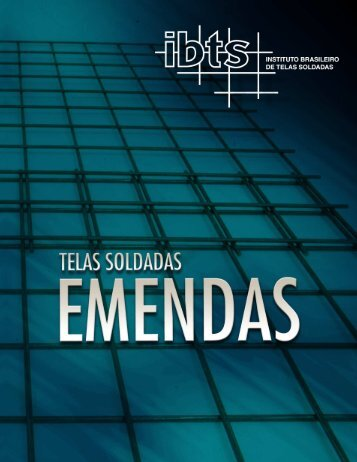 Tela Soldada com emenda - IBTS