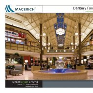 Danbury Fair Food Court Criteria - Macerich