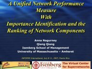 A Unified Network Performance Measure With Importance ...