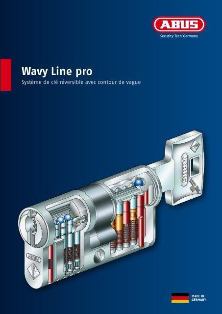 Système Wavy Line pro - Abus