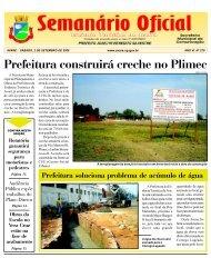 Prefeitura construirá creche no Plimec - Câmara Municipal de Avaré