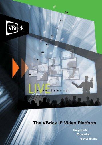 vbrick timeline - VIDELCO