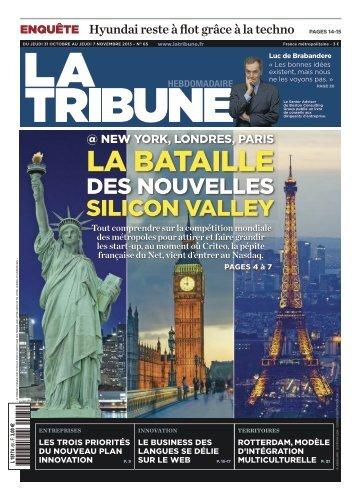 LA BATAILLE - La Tribune