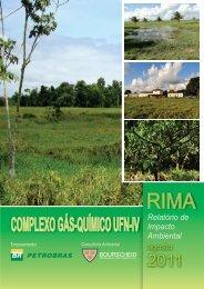 complexo gás-químico ufn-iv - Instituto Estadual de Meio Ambiente