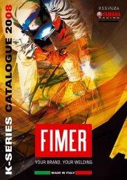 K-SERIES CA T ALOGUE 20 08 - FIMER