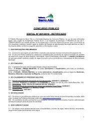 concurso público edital nº 001/2010 - retificado - Coweb - Soluções ...