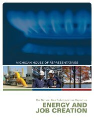 ENERGY AND jOB CREATION - Energy in Depth