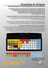 datablad - Origum Distribution AB