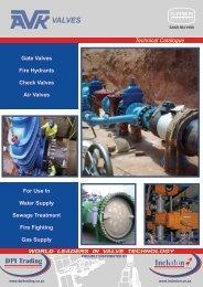 AVK Catalogue SA - Incledon