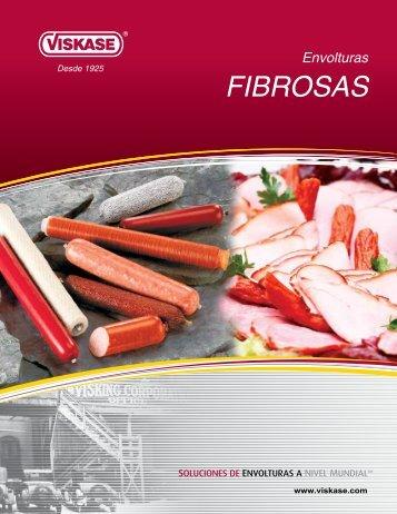 Envolturas FIBROSAS - Viskase